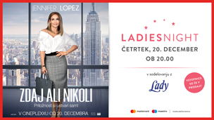 Ladies night Zdaj ali nikoli