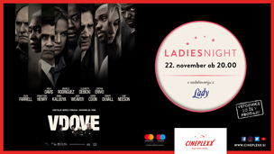 Ladies night: Vdove
