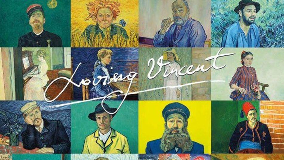 Z Ljubeznijo Vincent Van Goghova Skrivnost,