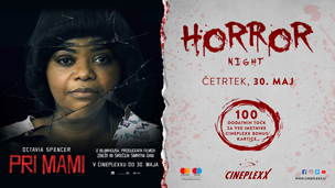 Horror night Pri mami